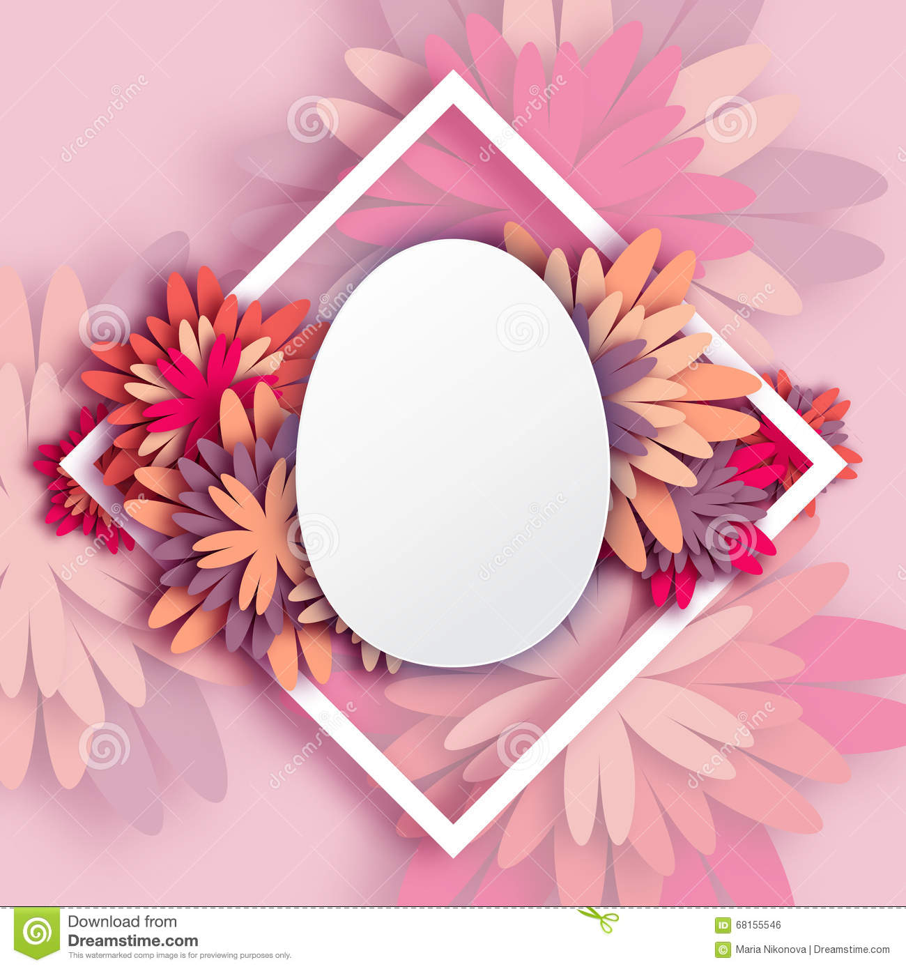 Abstract pastel greeting card happy easter day spring easter egg download abstract pastel greeting card happy easter day spring easter egg stock vector m4hsunfo