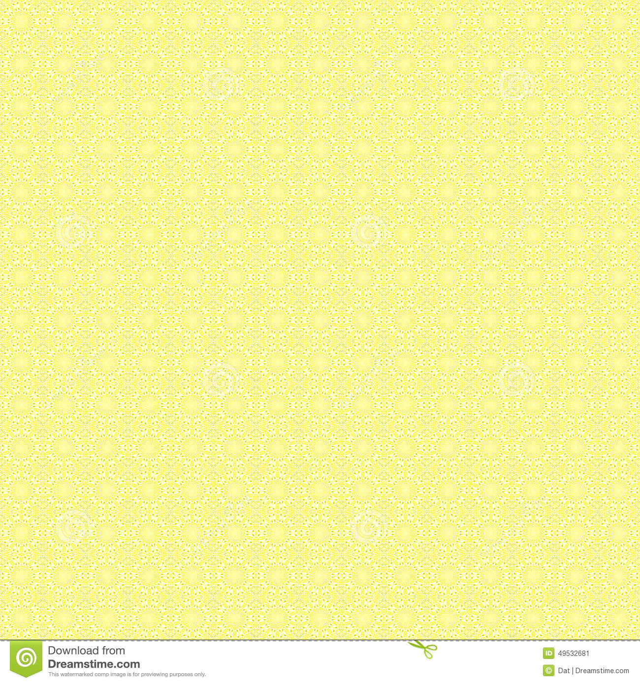Light Yellow Simple Seamless Pattern Stock Illustration ...