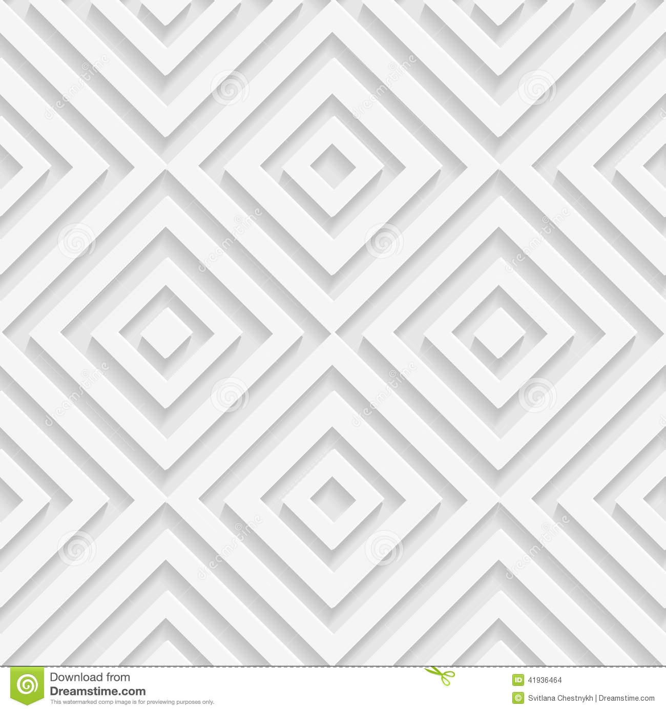 Abstract Pattern In Light Grey Colors Stock Vector