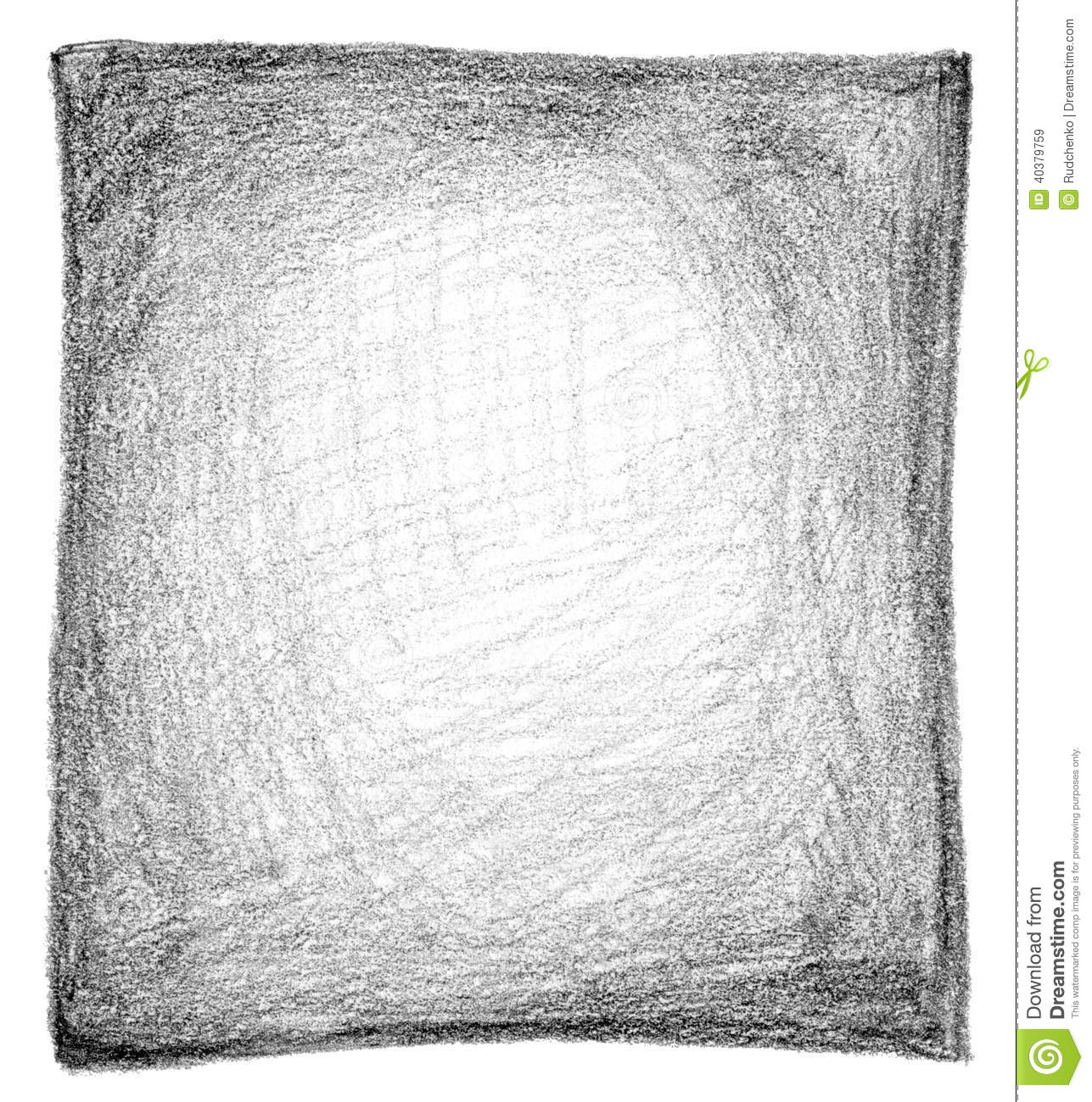 Abstract Pencil Scribbles Background Texture. Stock Illustration ...