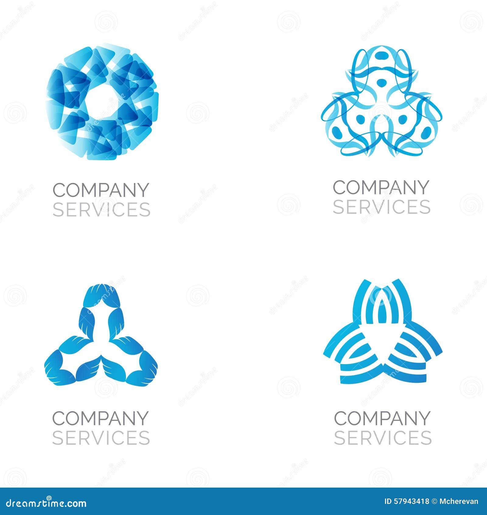 3 Blue People Logo | Car Interior Design