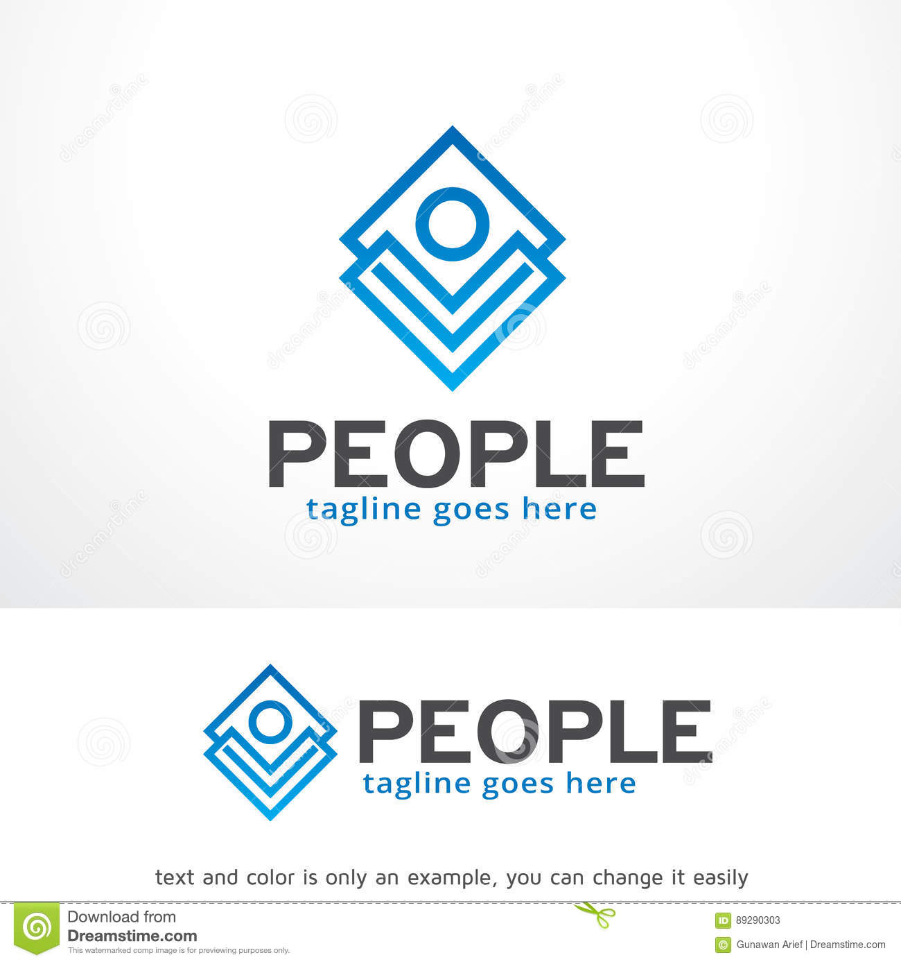 abstract people logo template design vector emblem design abstract people logo template design vector emblem design concept creative symbol icon