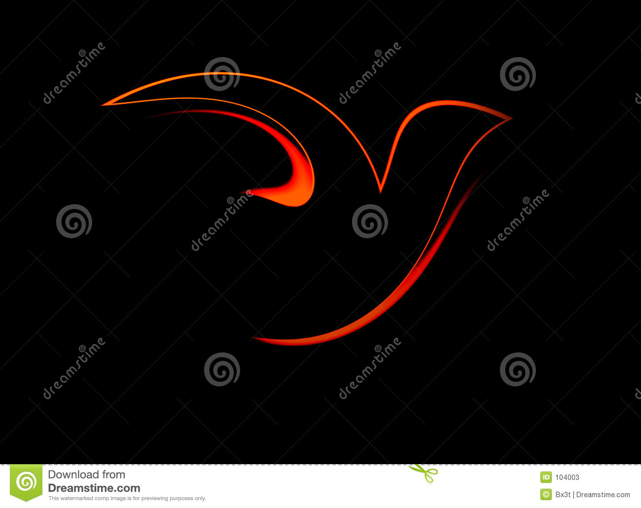 Abstract Pigeon