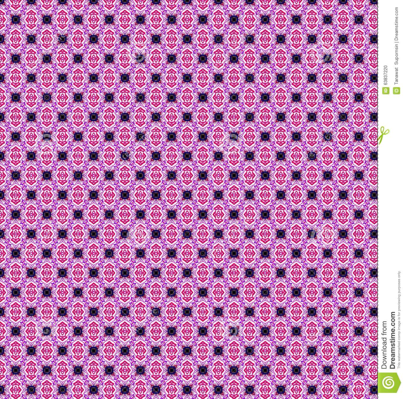 Abstract Pink Candy Wallpaper