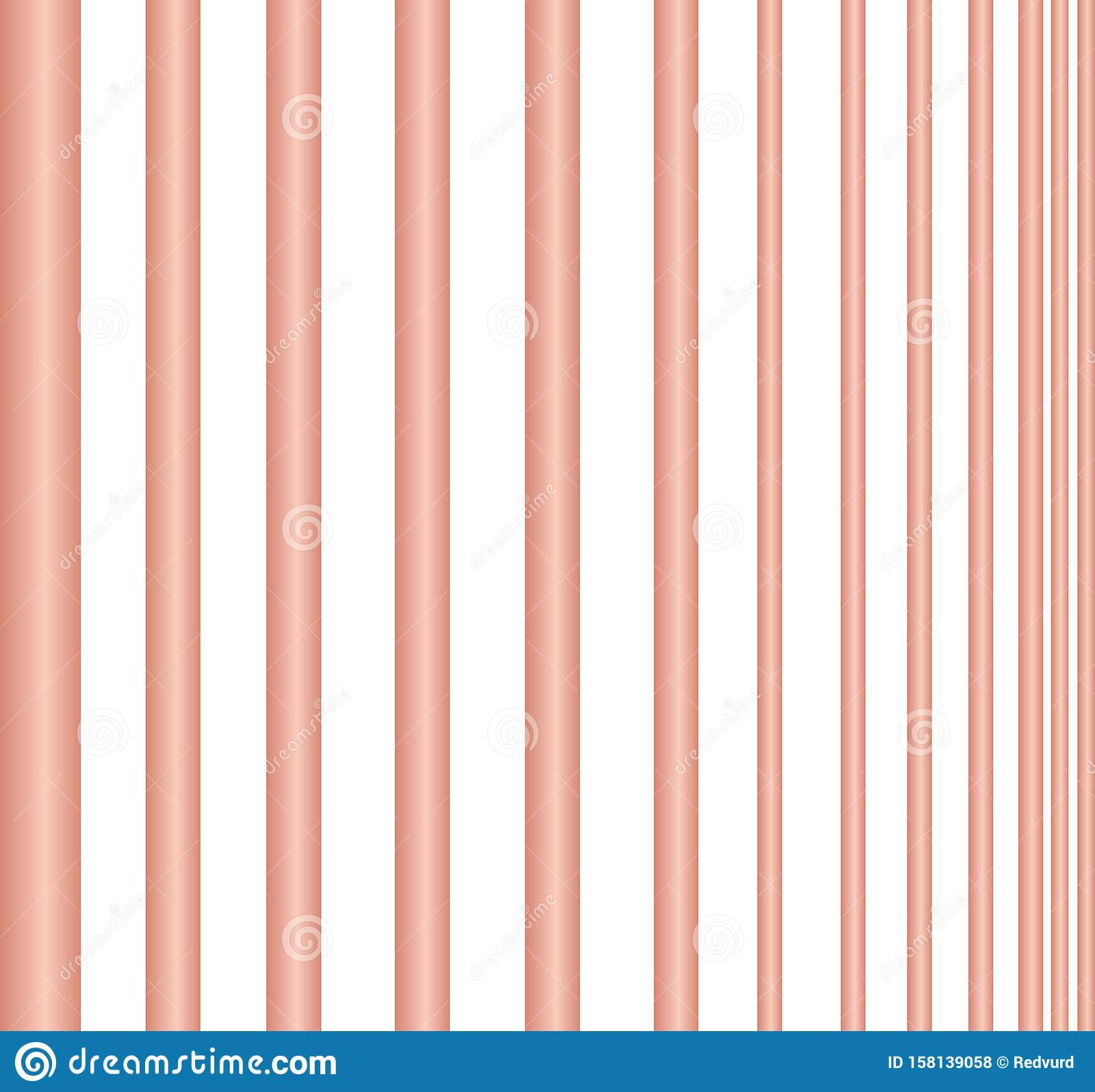 Abstract Pink Glitter Vertical Lines Close Up Painting Pattern Of Stripes Isolated On White Background Art For Design Business Stock Vector Illustration Of Beauty Concept 158139058