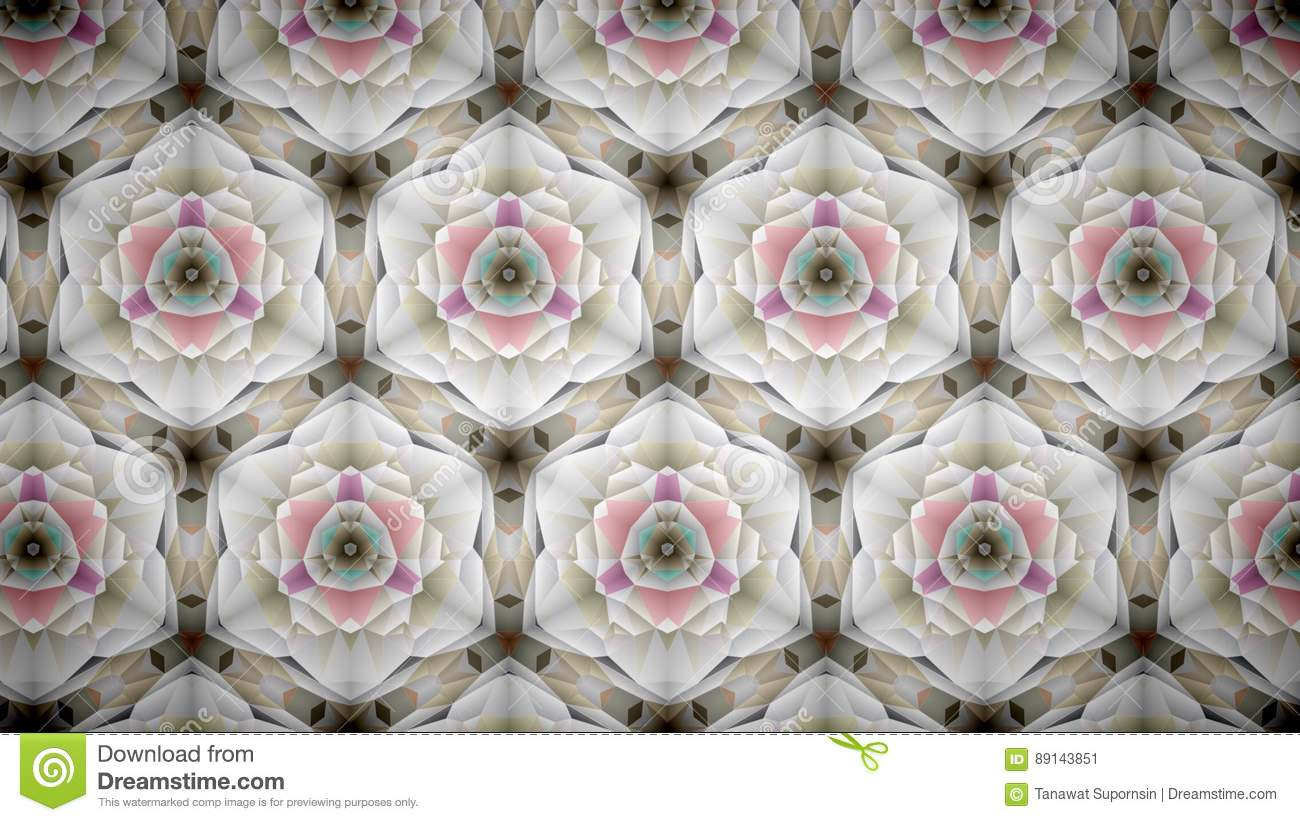 Abstract Pink Gold Luxury Exclusive Flower Background