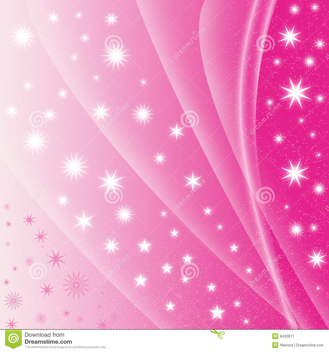 light pink star wallpaper - photo #13