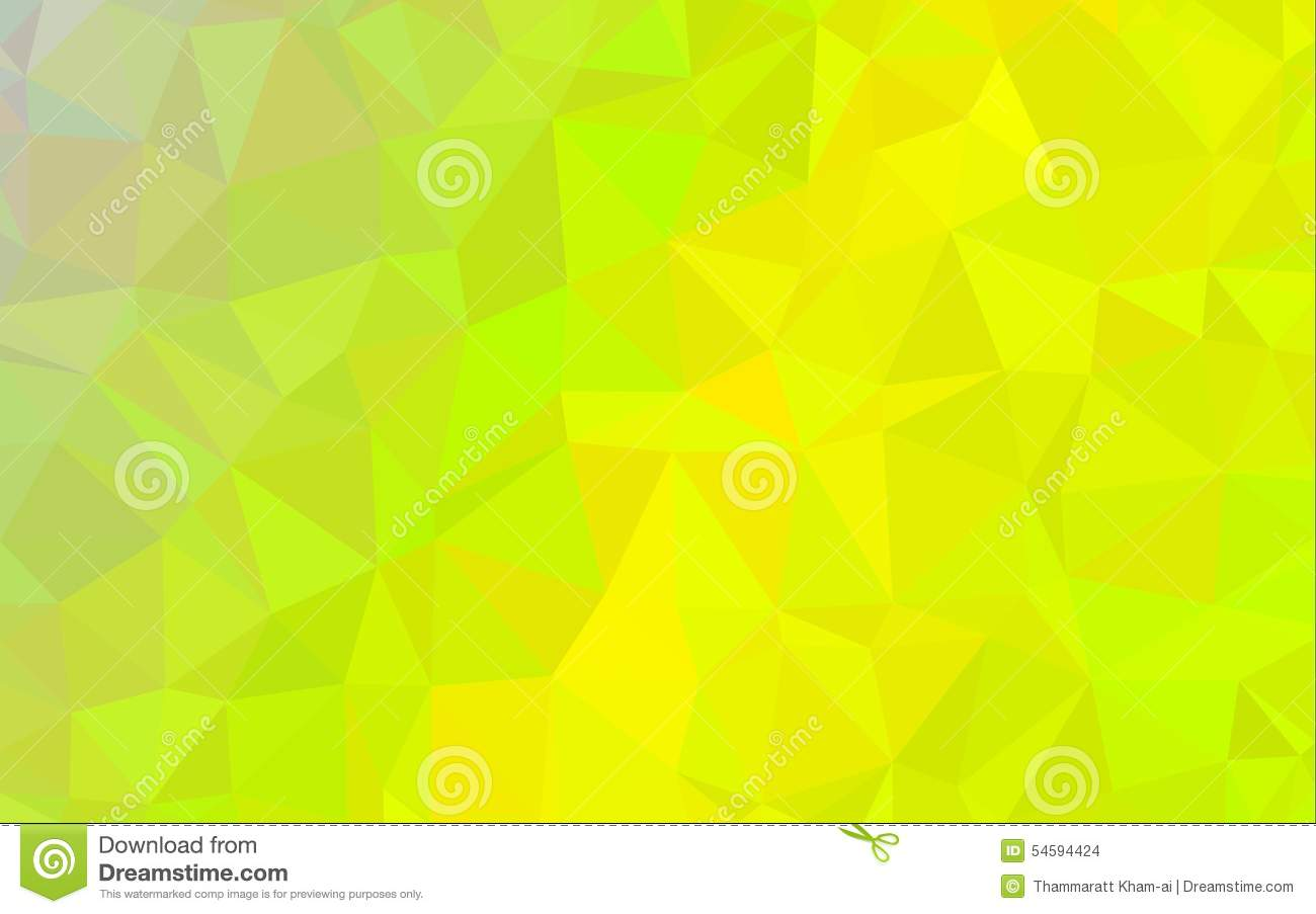Abstract Polygon Pattern Background Stock Illustration