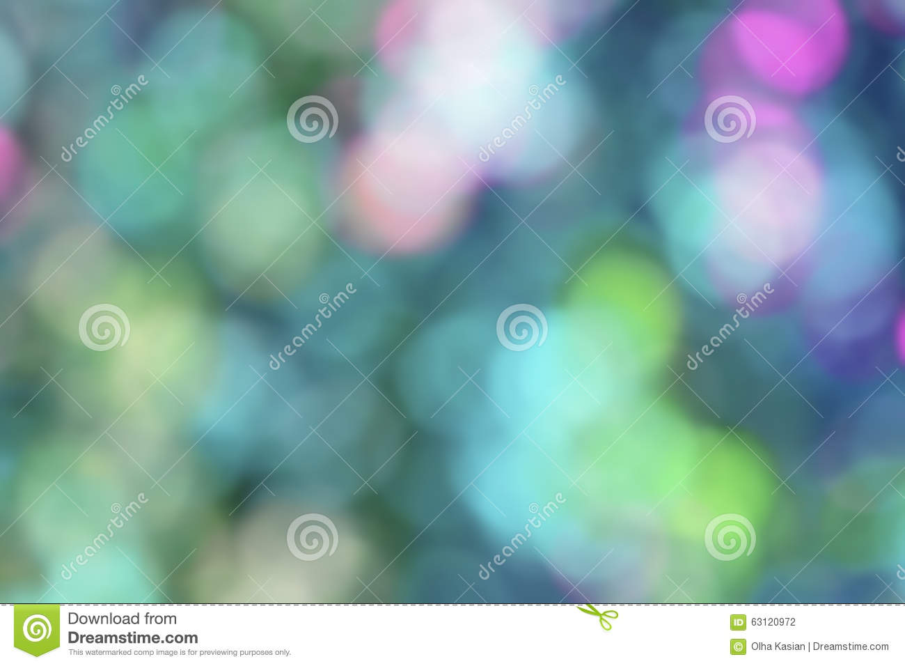 Abstract Positive Colored Background Stock Photo Image