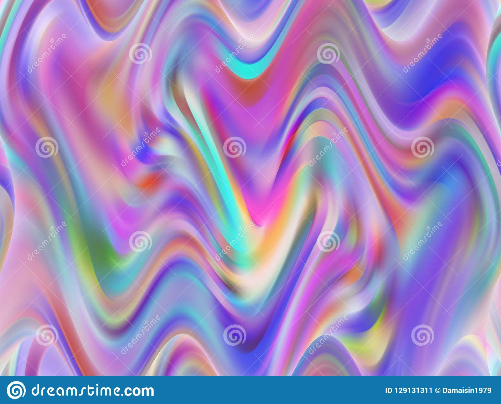 Abstract purple pink green fluid rainbow geometries, playful geometries background, graphics, abstract background and texture