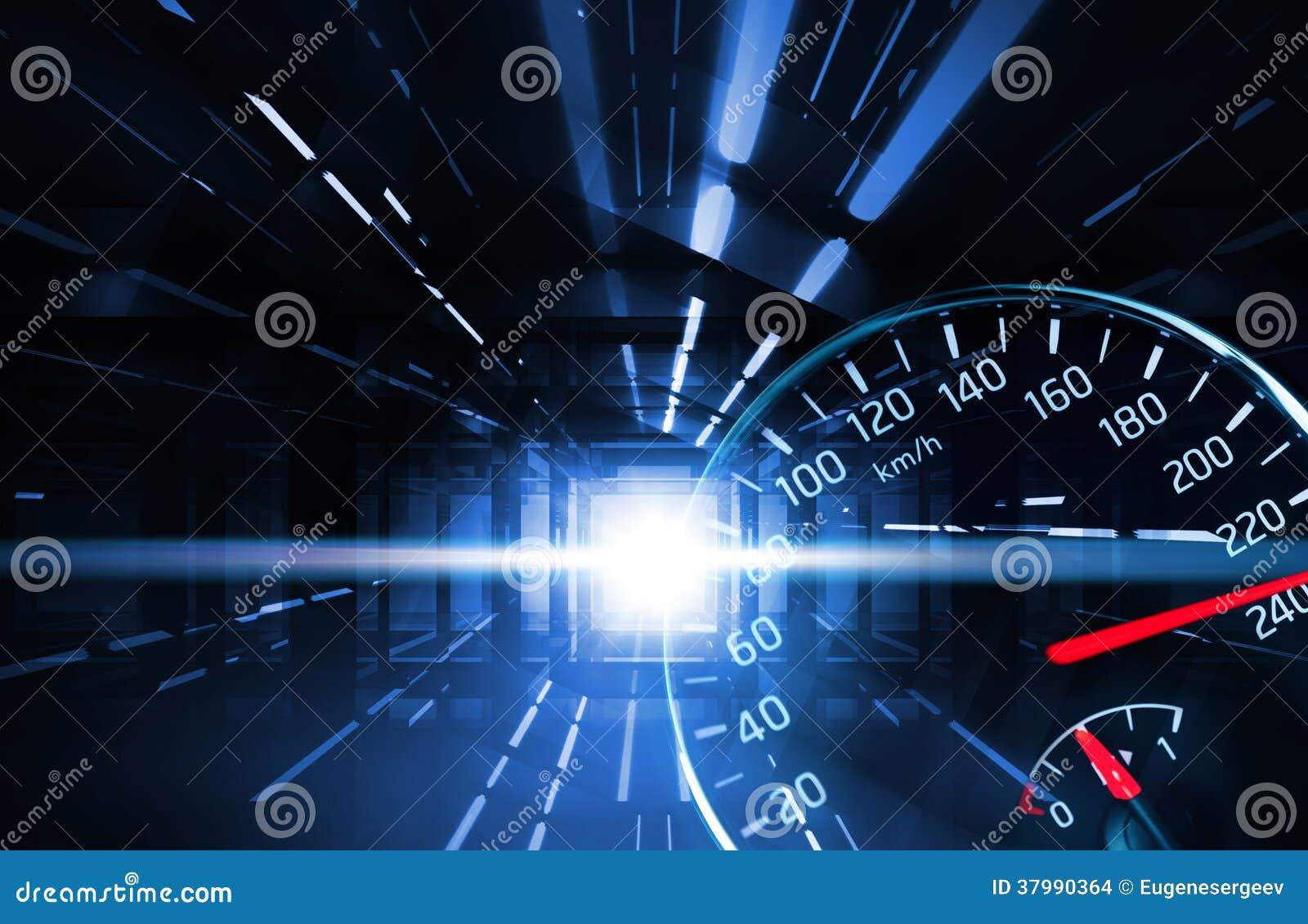 Racing Speedometer Wallpaper