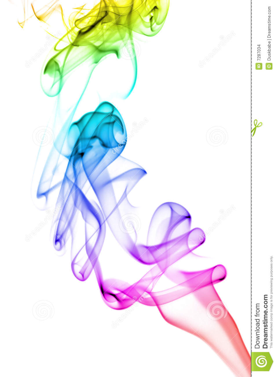 abstract rainbow smoke background stock photo image of