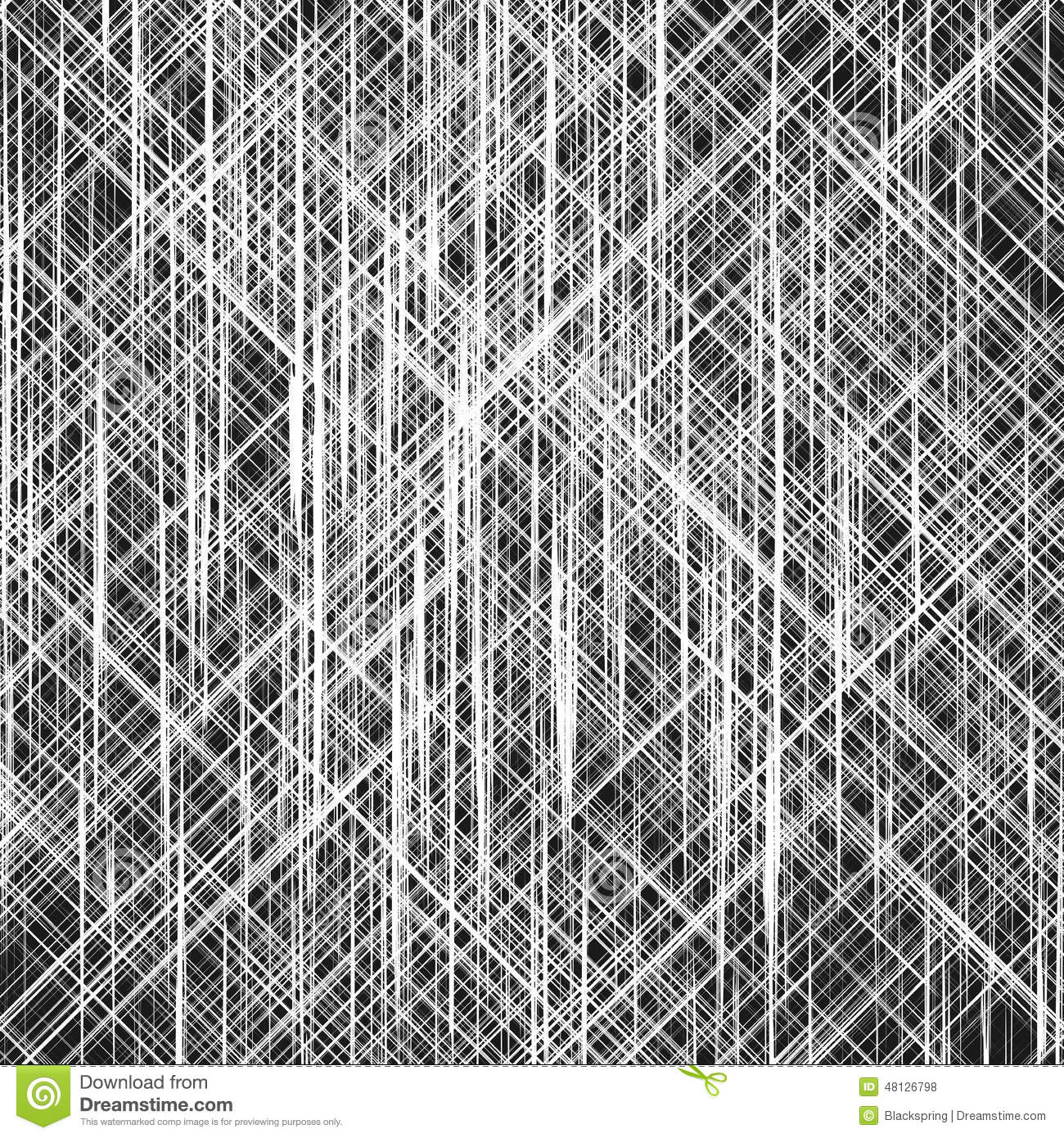 Texture Lines : Abstract random lines texture stock illustration image
