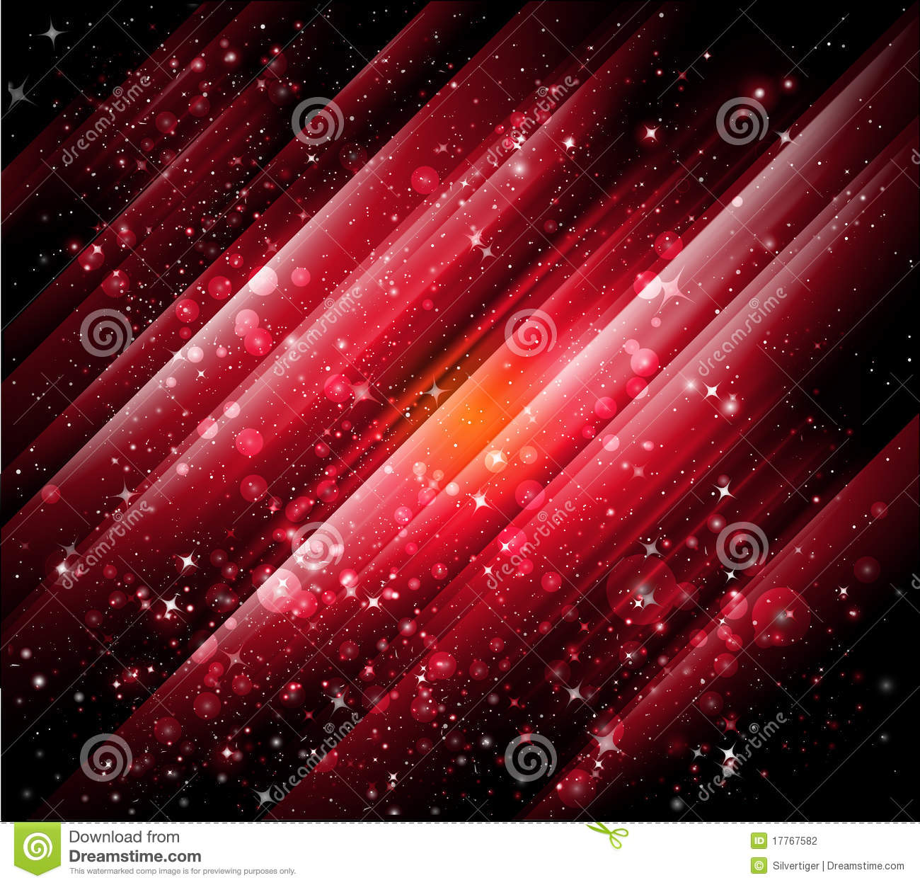 Abstract red backgrounds vector