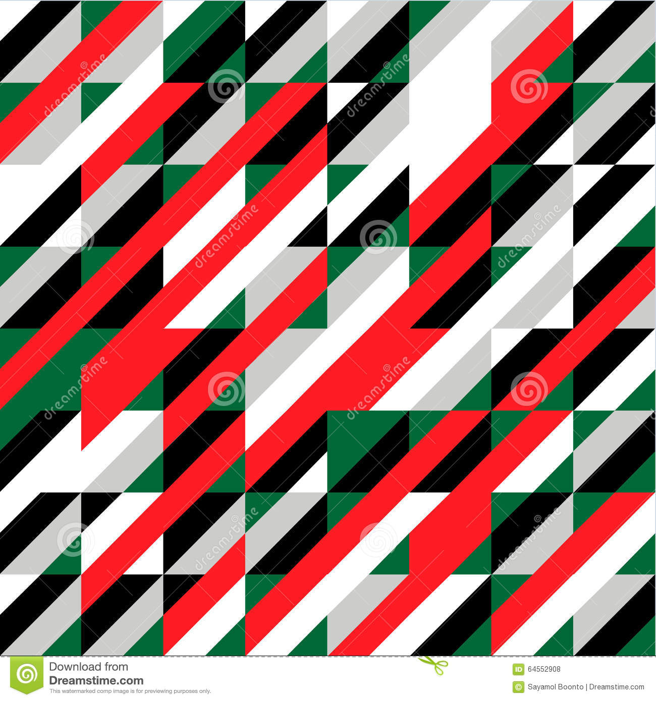 abstract red and green background stock vector illustration of concept element 64552908 dreamstime com