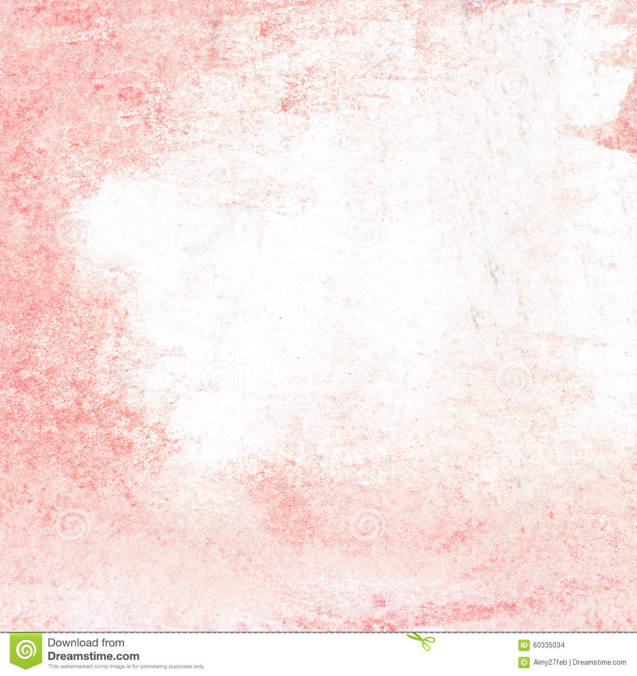 Abstract Red Paint Brush Background With Scratch Texture Stock Photo 60335034