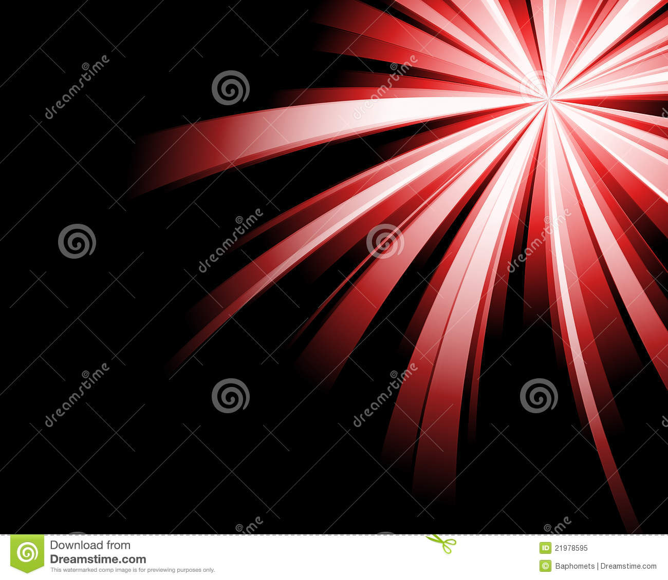 Abstract Red Technology Background. Royalty Free Stock ...