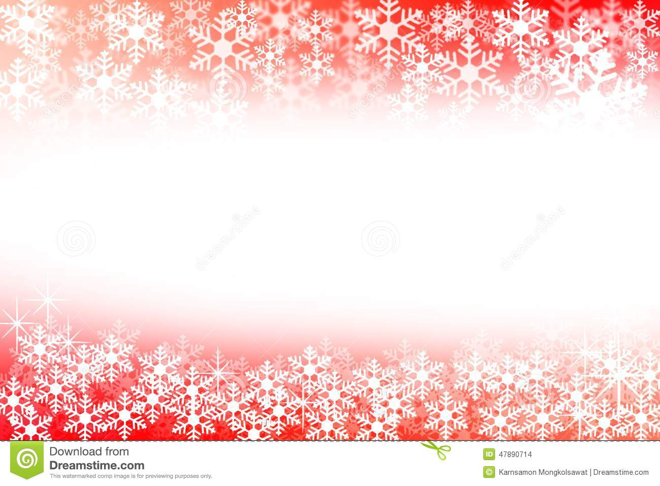 abstract red and white christmas background
