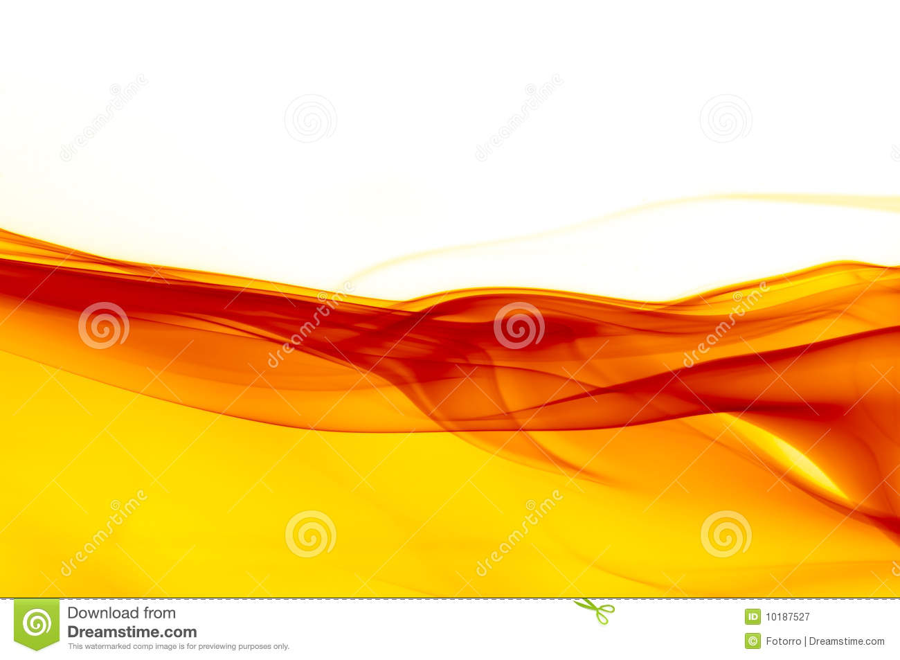 Abstract Red Yellow And White Background Royalty Free