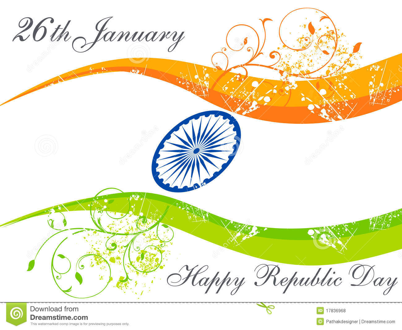 Wallpaper download republic day - Abstract Republic Day Wallpaper Royalty Free Stock Photos
