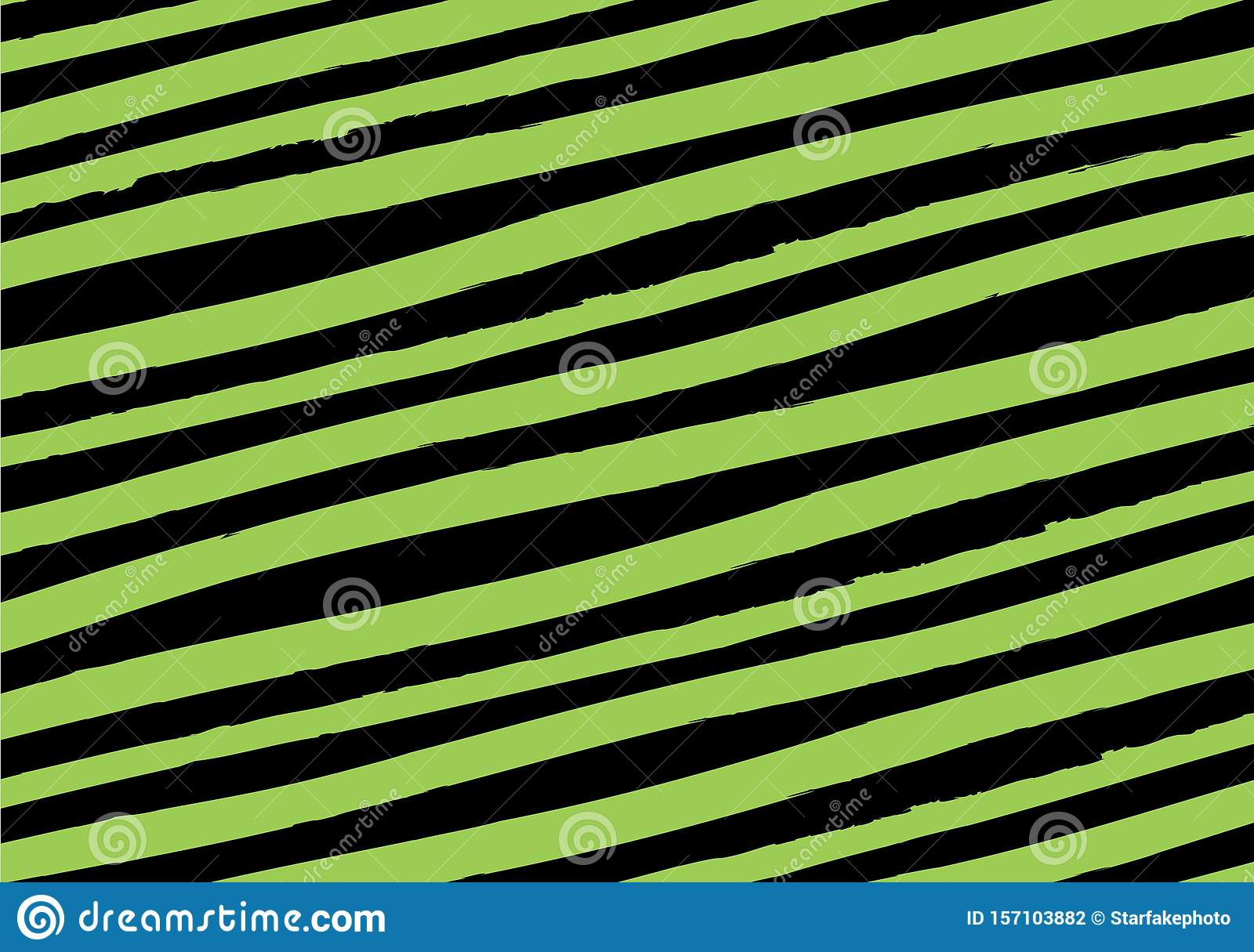 Abstract Retro Vintage Brush Lines Background Color Stock