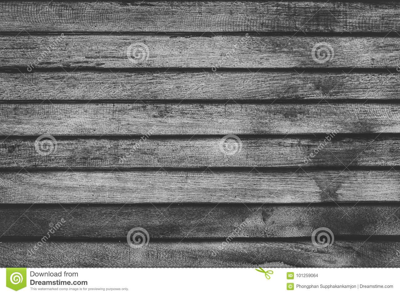 Abstract rustic surface dark wood table texture background. Close up rustic dark wall made of white wood table planks texture. Ru