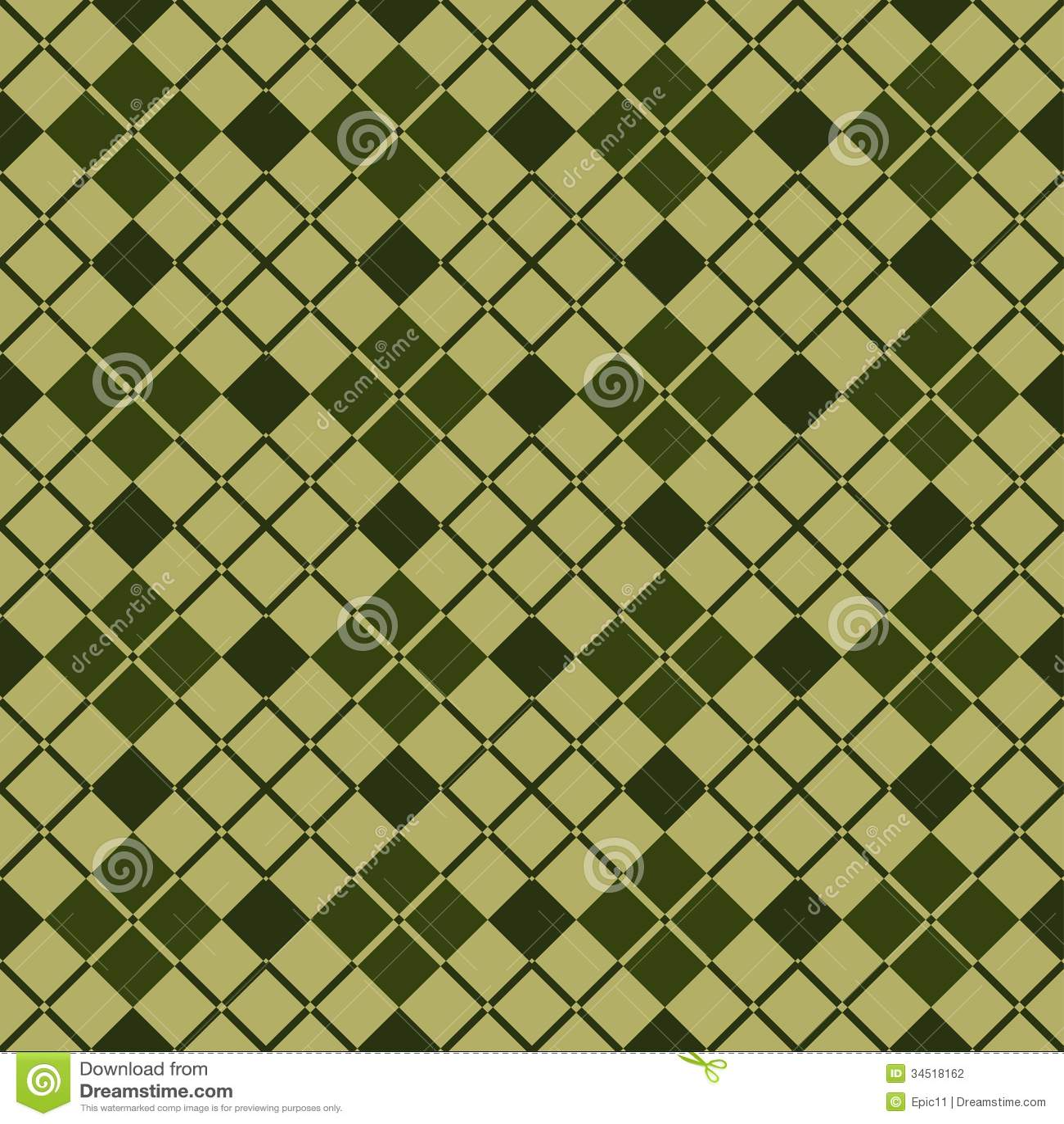 Abstract Scottish Plaid Stock Photography Image 34518162