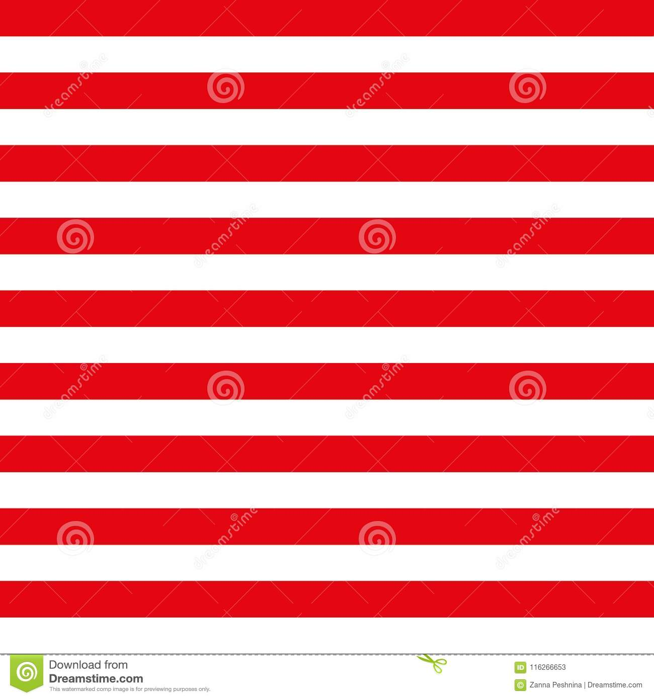 Red And White Striped Border Stock Illustration - Illustration of striped,  peppermint: 16948547