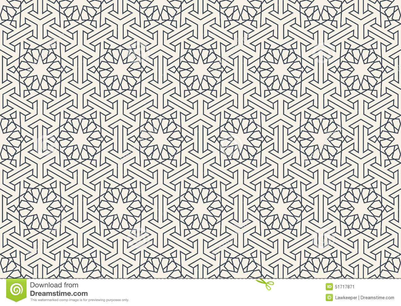 Popular   Wallpaper Horse Pattern - abstract-seamless-geometric-islamic-wallpaper-pattern-your-design-51717871  Picture_872748.jpg