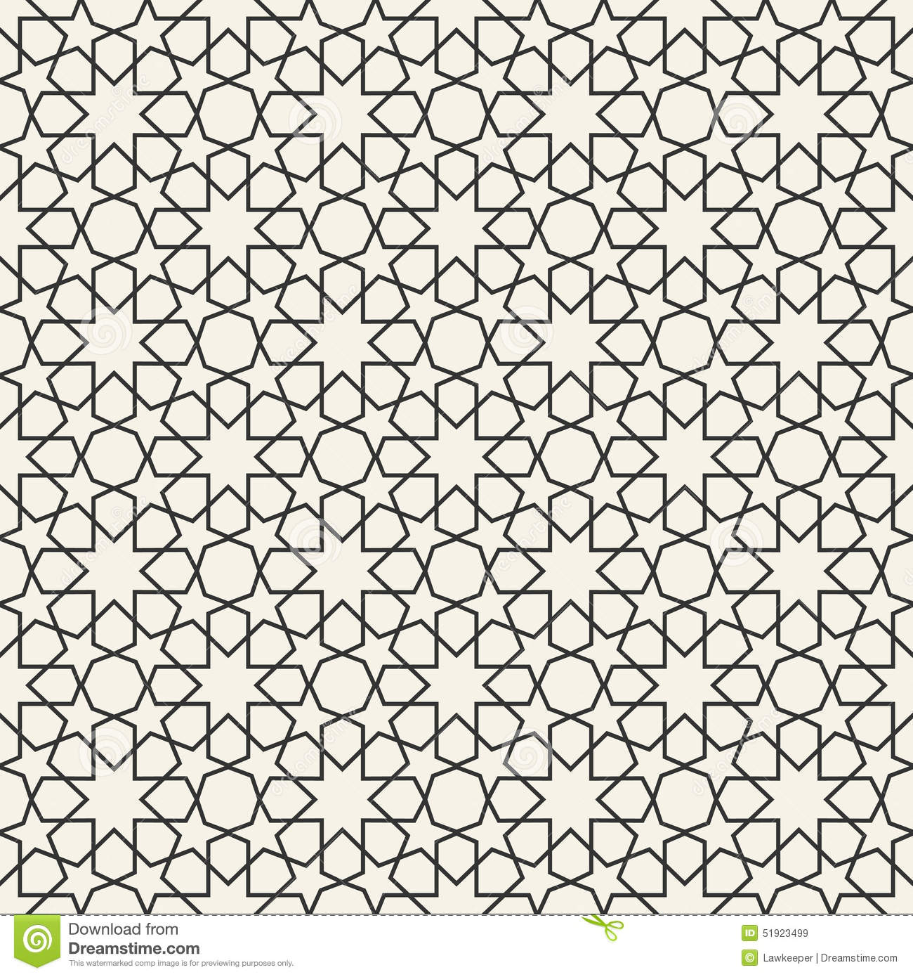 Popular   Wallpaper Horse Pattern - abstract-seamless-geometric-islamic-wallpaper-pattern-your-design-51923499  Picture_872748.jpg
