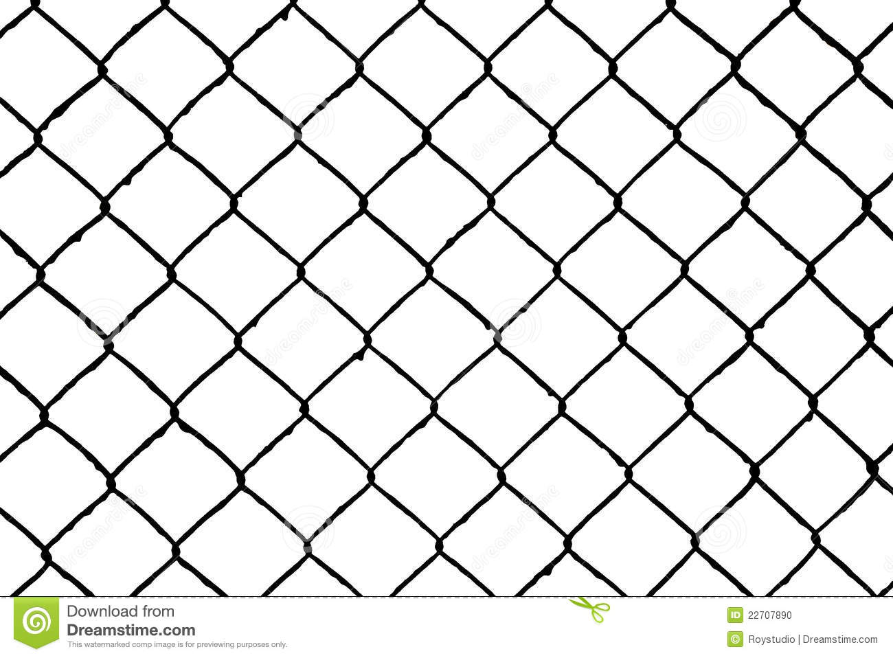 Stock Photo Abstract Seamless Pattern Wire Grill Image22707890