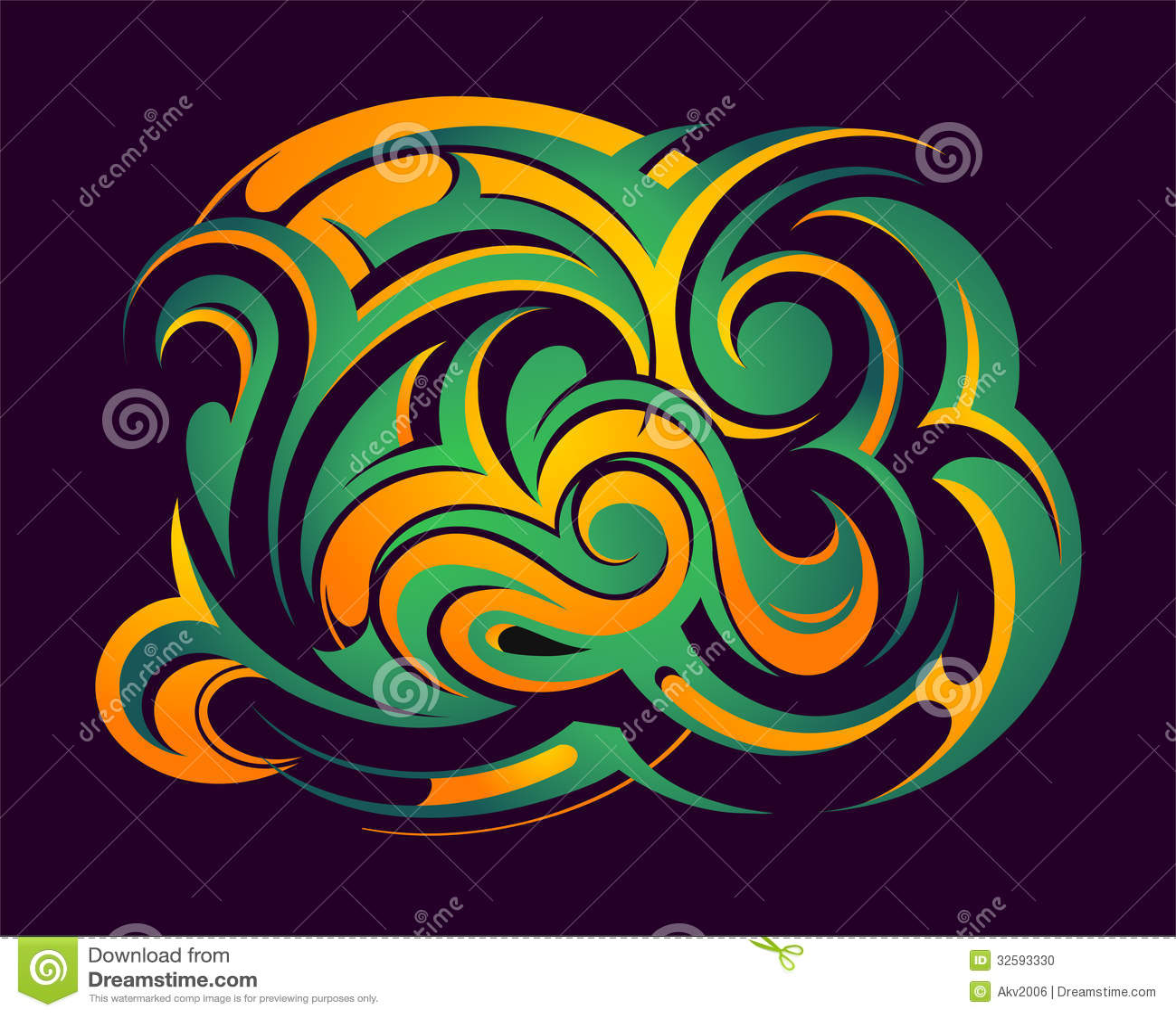 Elements Of Design Shape : Abstract shape stock photo image