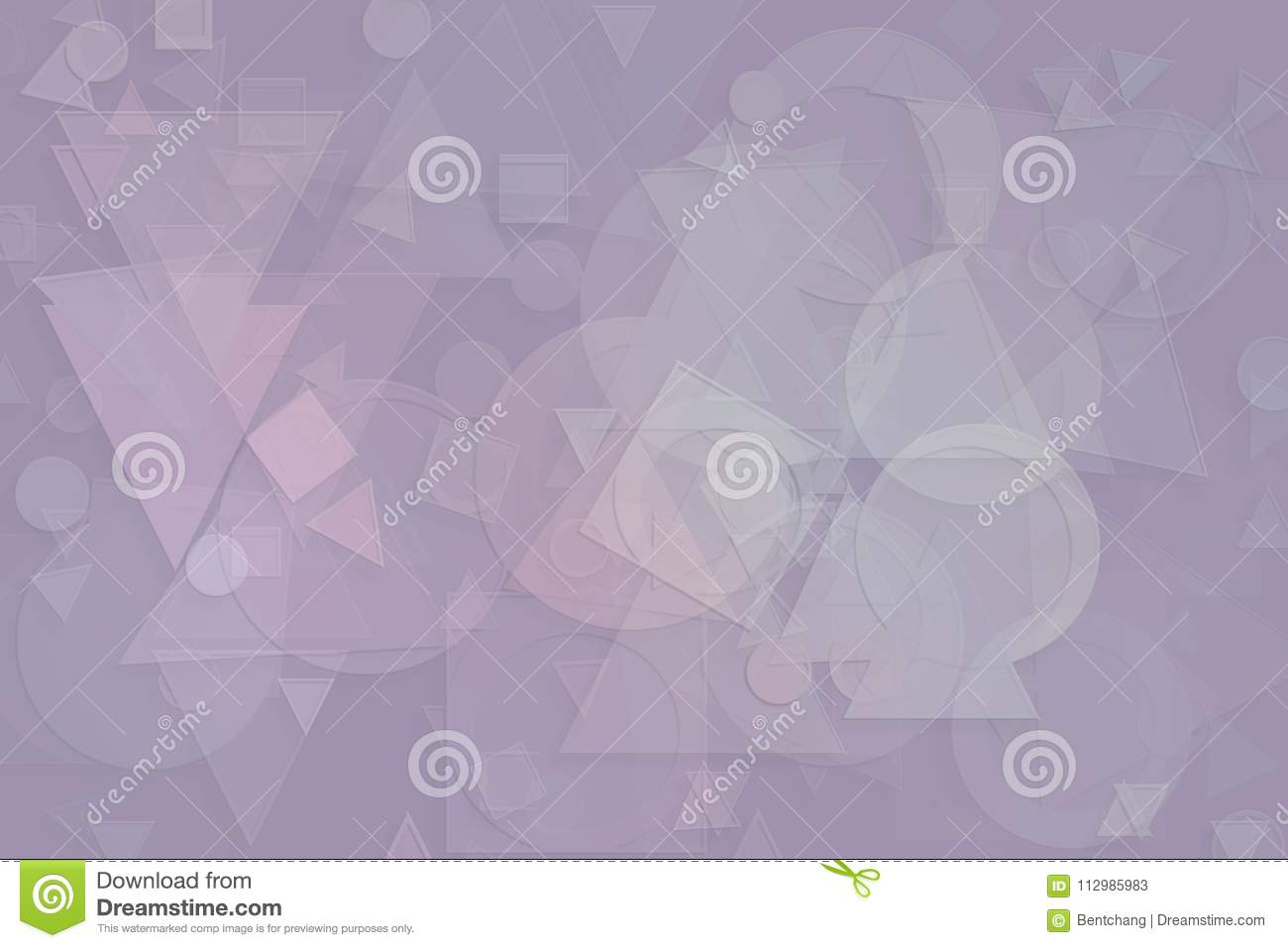 Abstract shape, for web page, wallpaper or graphic design. Pattern, geometric, style, square & generative.