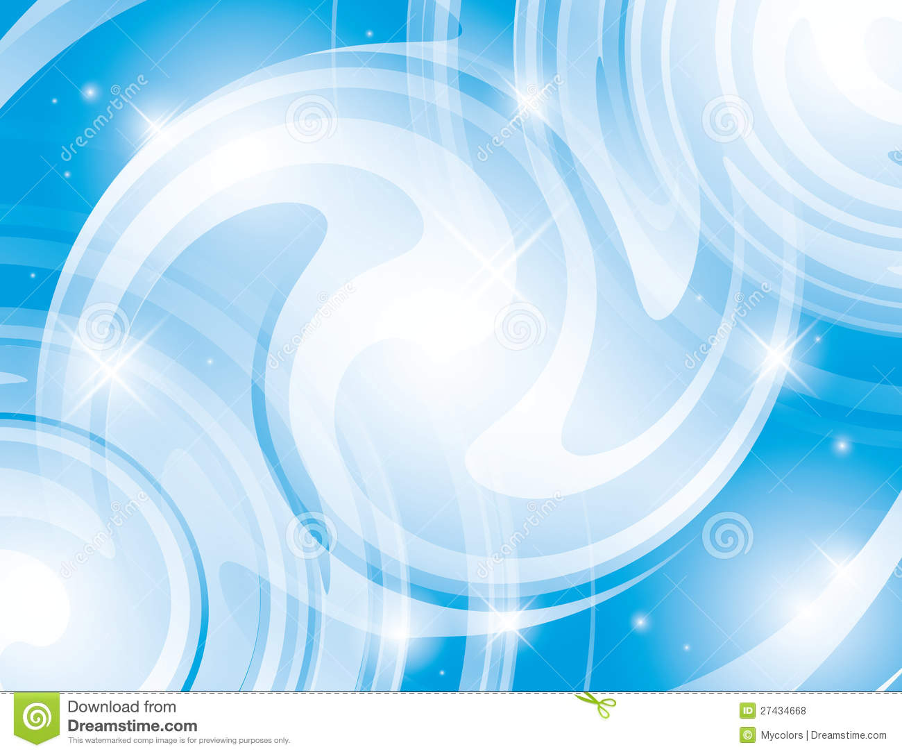 Abstract Shiny Light Blue Background - Vector Stock Vector ...