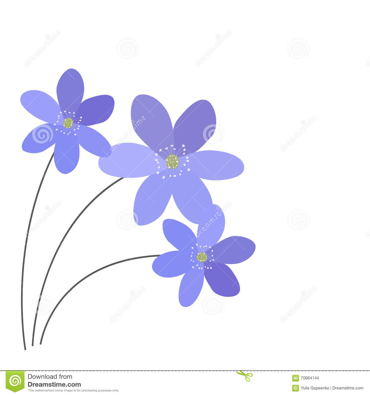 Simple flower pattern background - photo#20