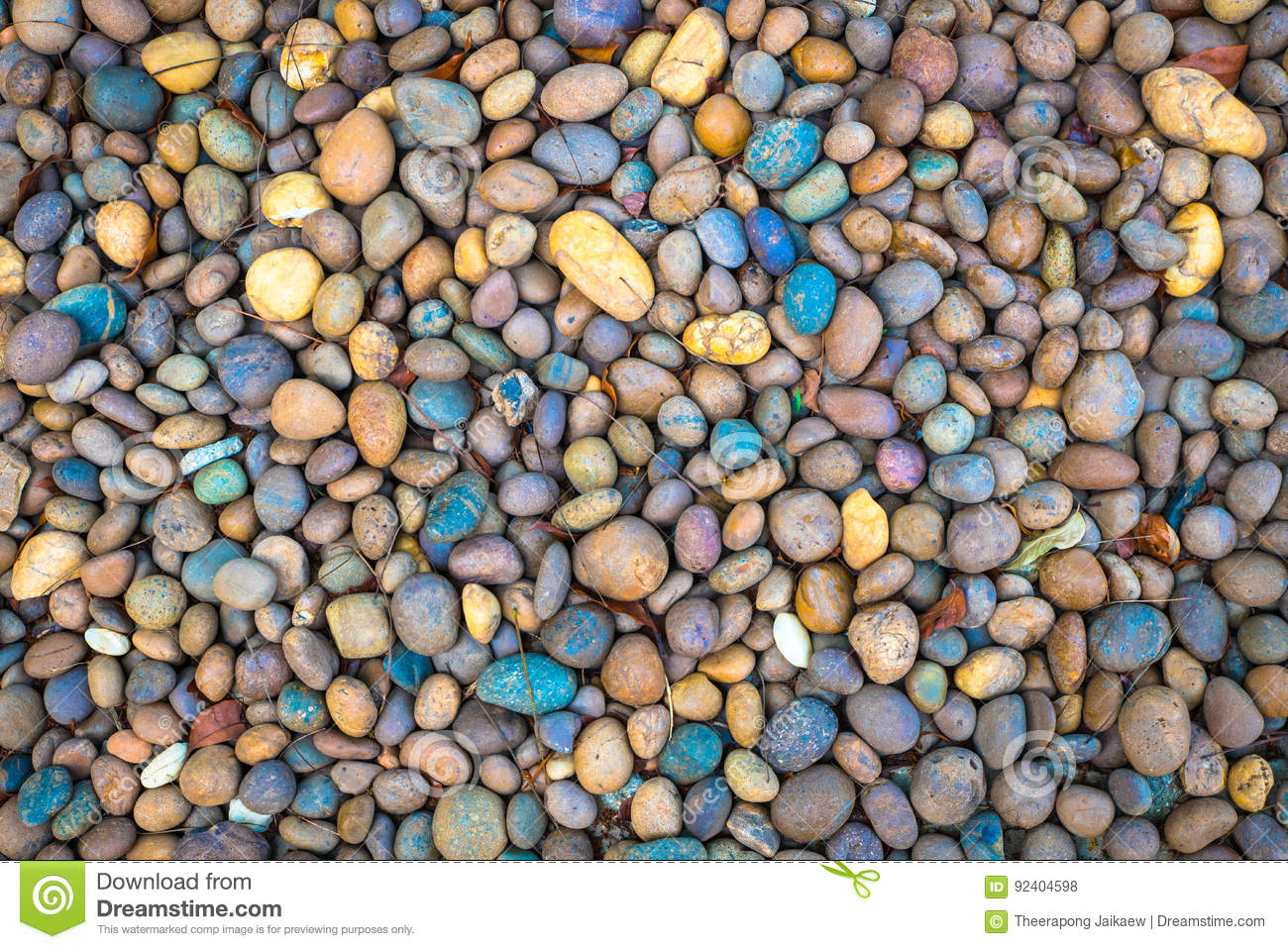 Smooth shaped white stones surface texture background stock photo - Abstract Smooth Round Pebbles Sea Stone Texture Background Stock Photo Image 92404598