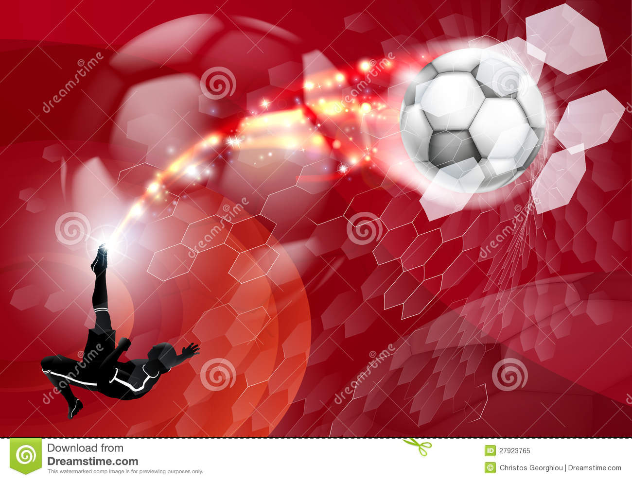 Abstract Sports Background Royalty Free Stock Image: Abstract Soccer Sport Background Royalty Free Stock Photo