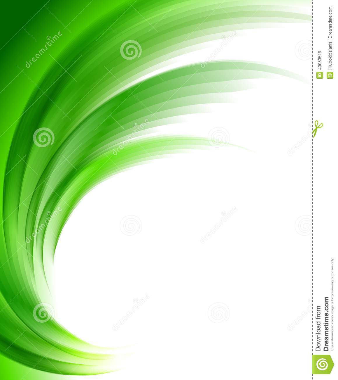 Soft Green Color Abstract Soft Background Stock Vector  Image 49053516