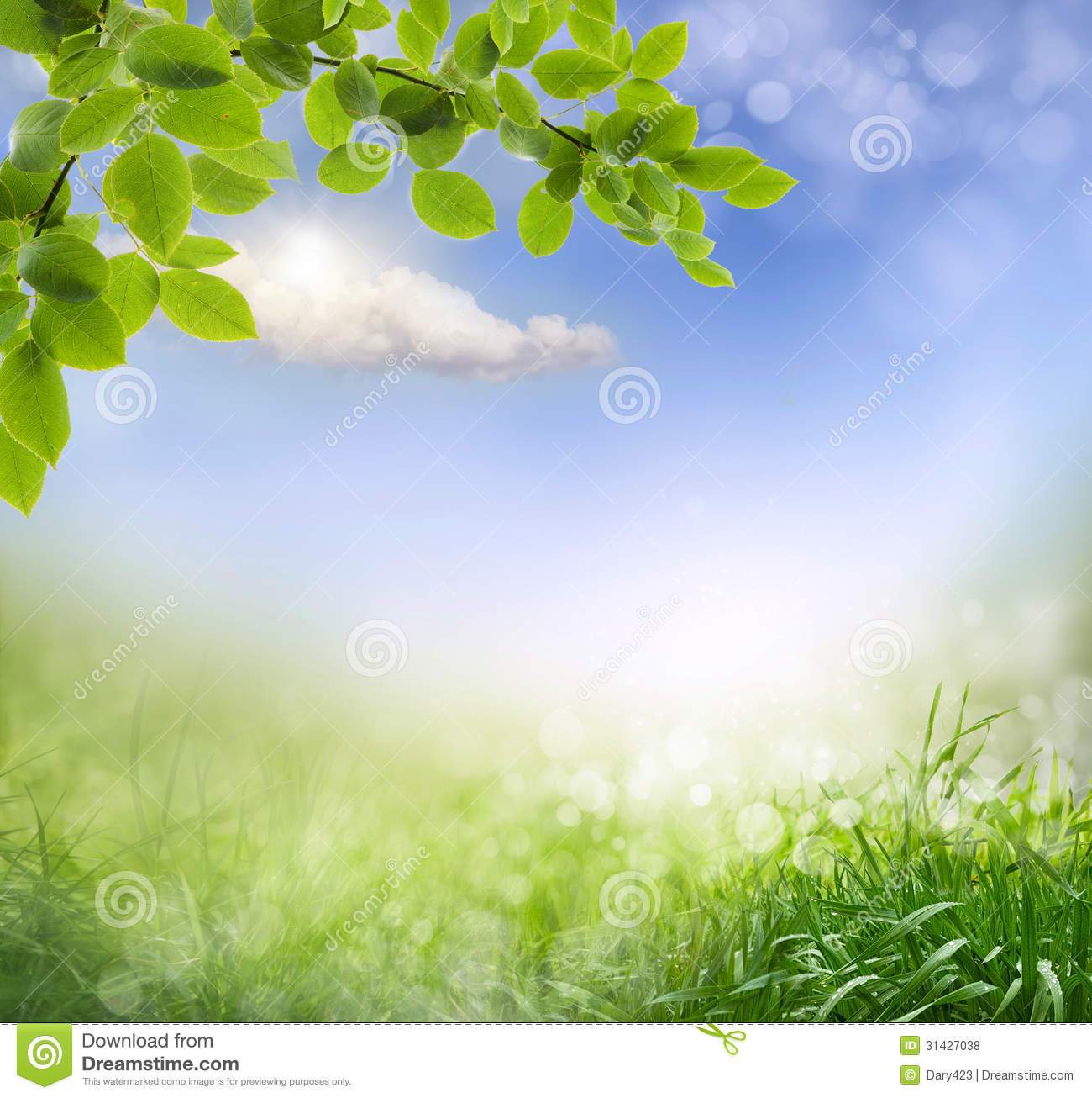 spring abstract background - photo #32