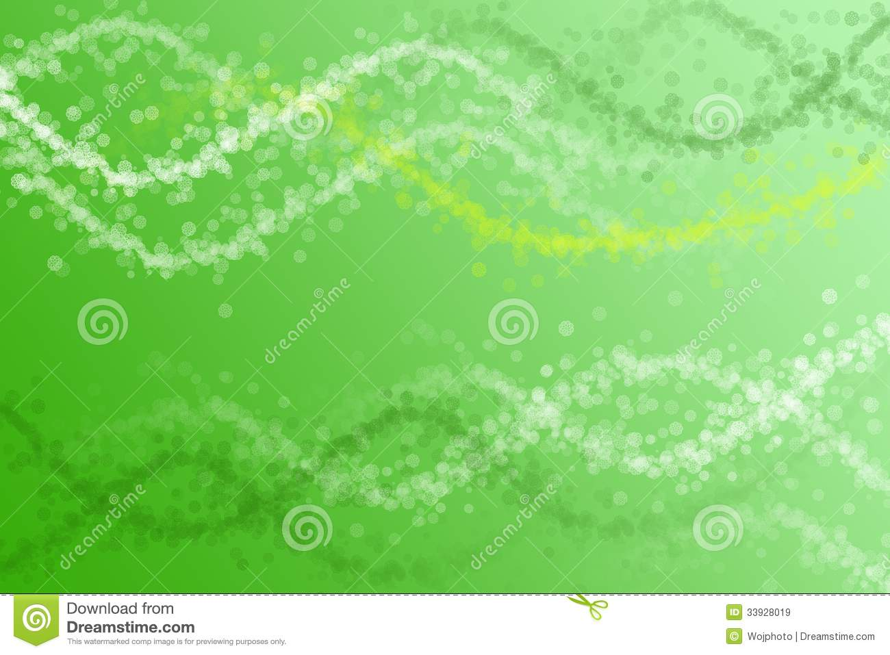 green spring background - photo #20
