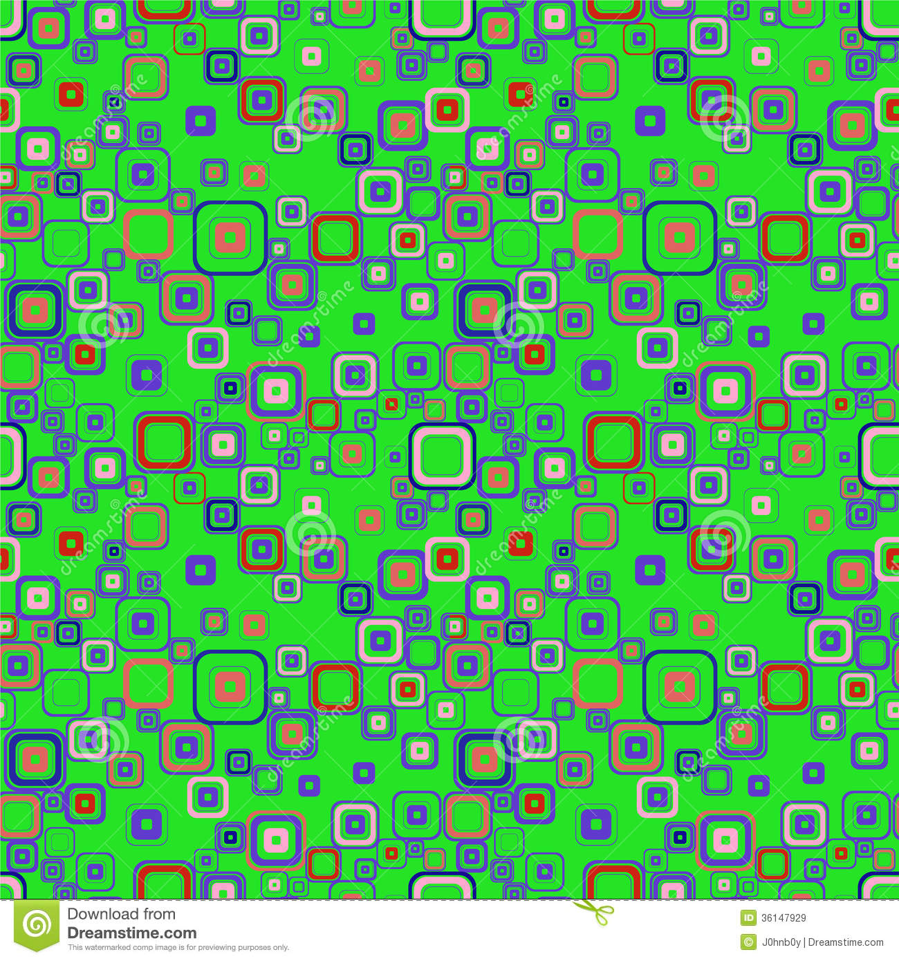 Abstract square pattern stock vector. Image of colored ...