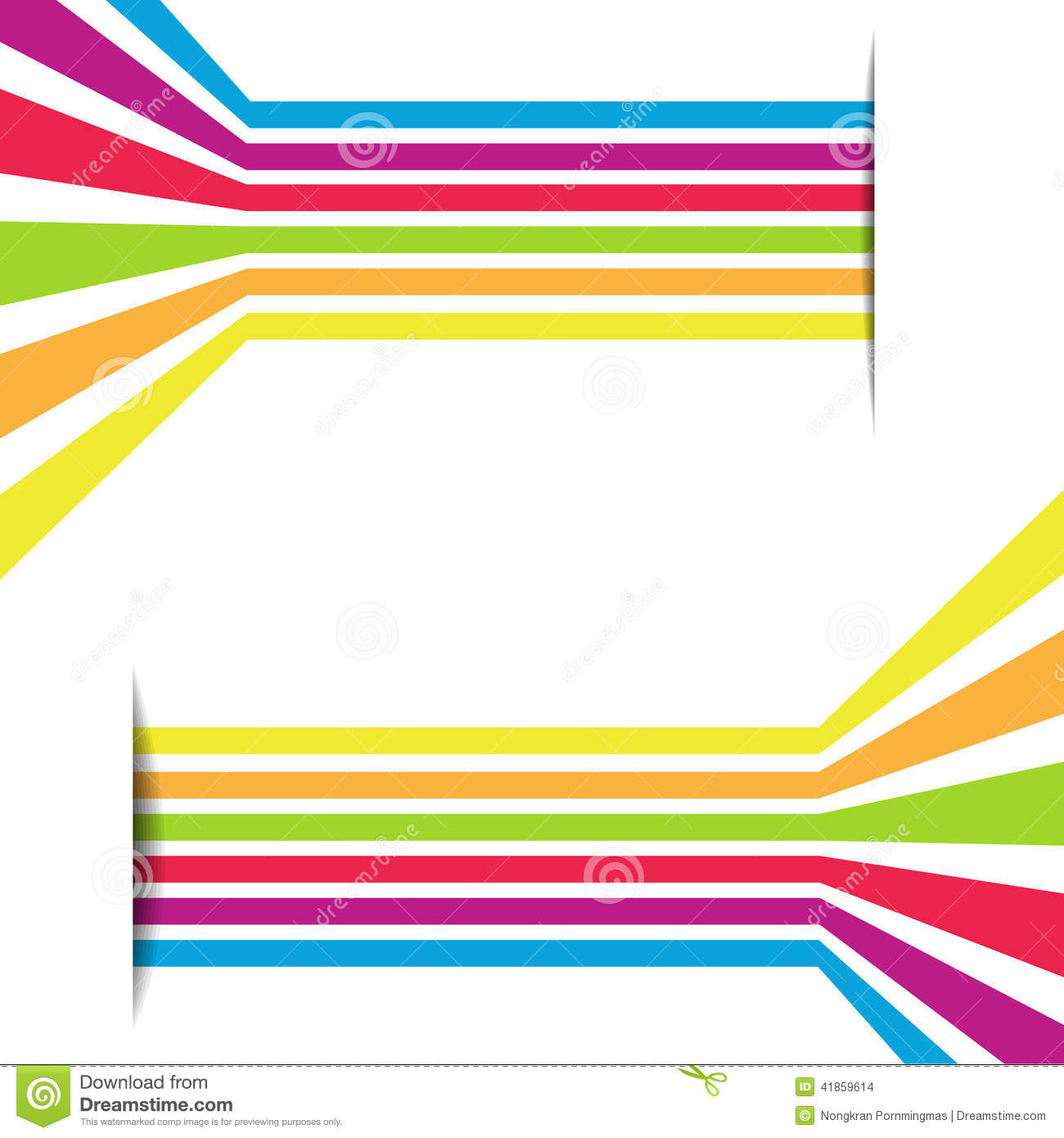 Straight Line Art Vector : Abstract straight lines with blank paper background for