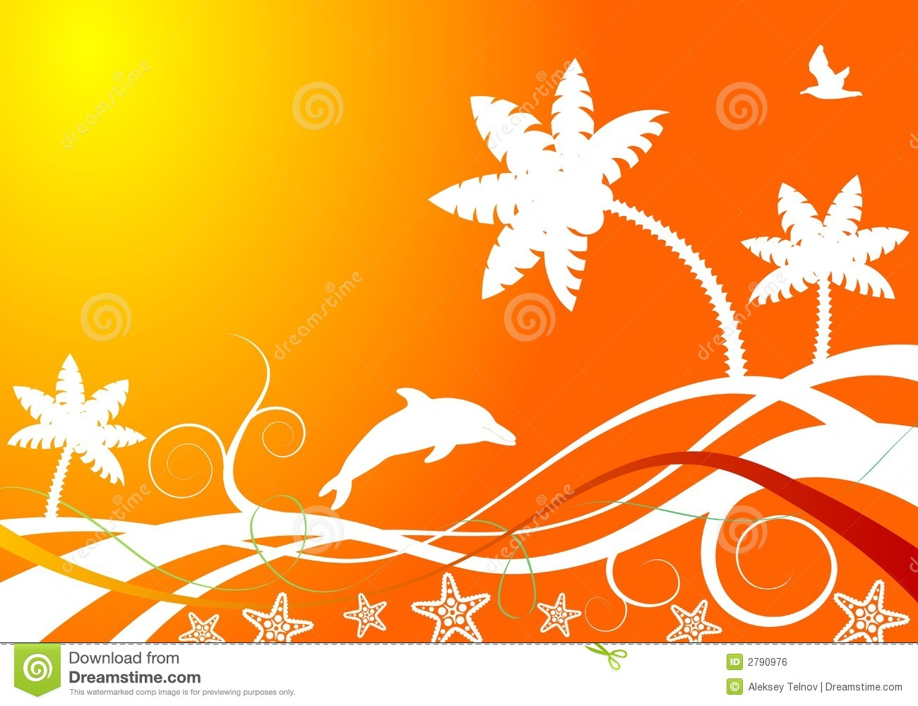 Abstract Sports Background Royalty Free Stock Image: Abstract Summer Background Stock Vector. Illustration Of