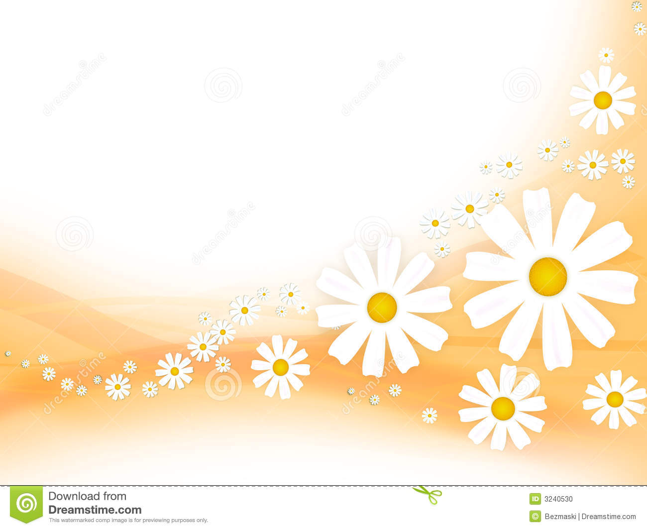 Summer Abstract: Abstract Summer Background Stock Photo