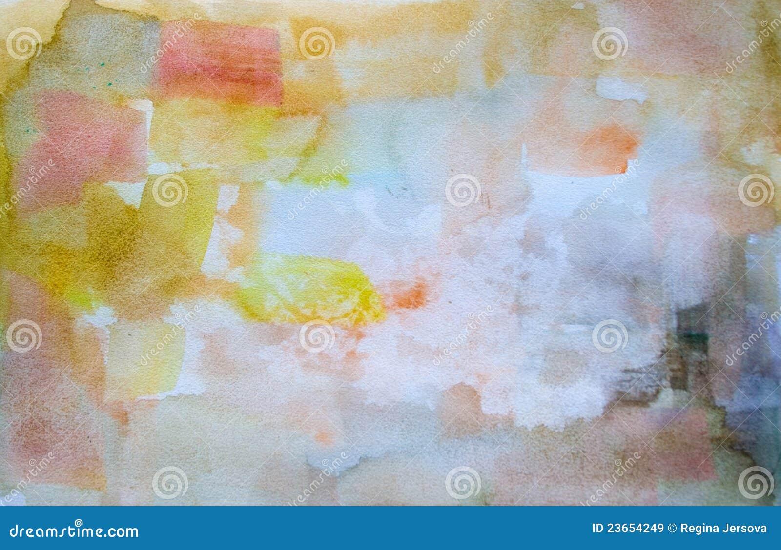 Abstract tło akwarelę