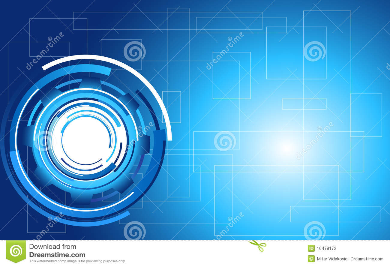 Technology Abstract Background Stock Illustration: Abstract Technology Background Stock Vector