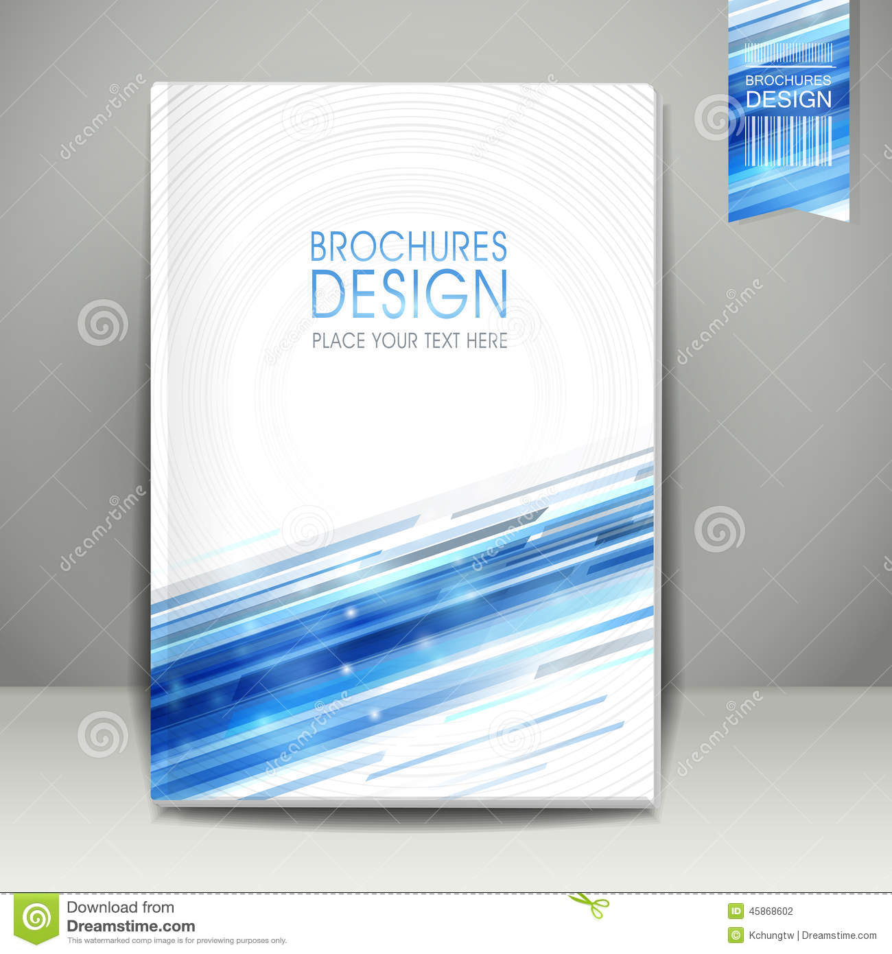 Background Design For Book Cover : Abstract technology background design for book cover stock