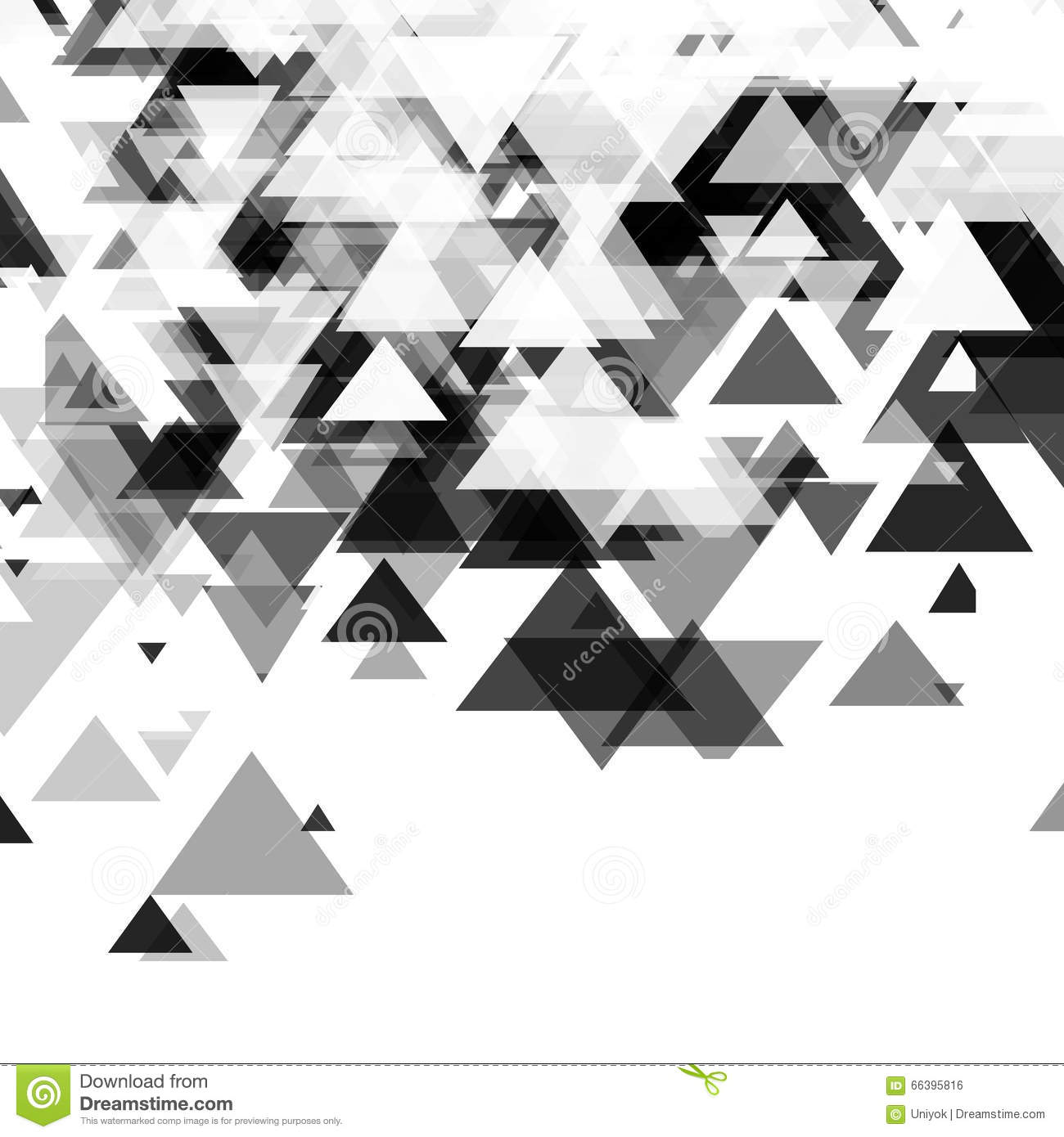 abstract technology futuristic monochrome background with a
