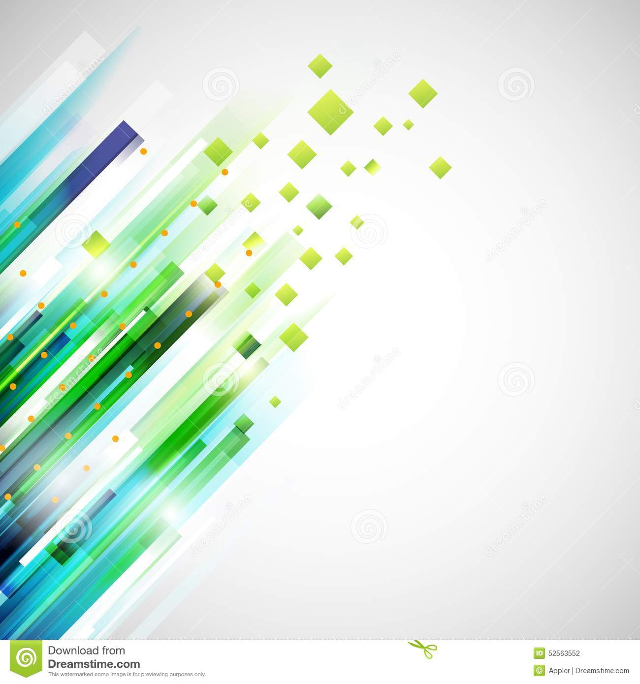 Royalty Free Vector Download Abstract Technology Geometric Left