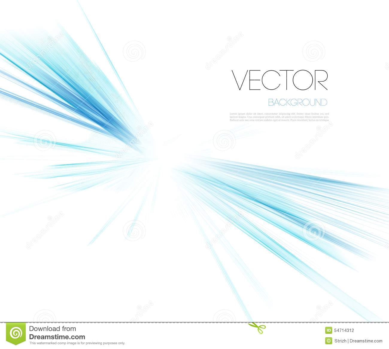 Abstract wave template background brochure design vector for Background for brochure design